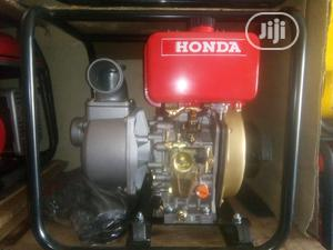 Japan 3inches Honda Diesel Water Pump | Plumbing & Water Supply for sale in Rivers State, Port-Harcourt
