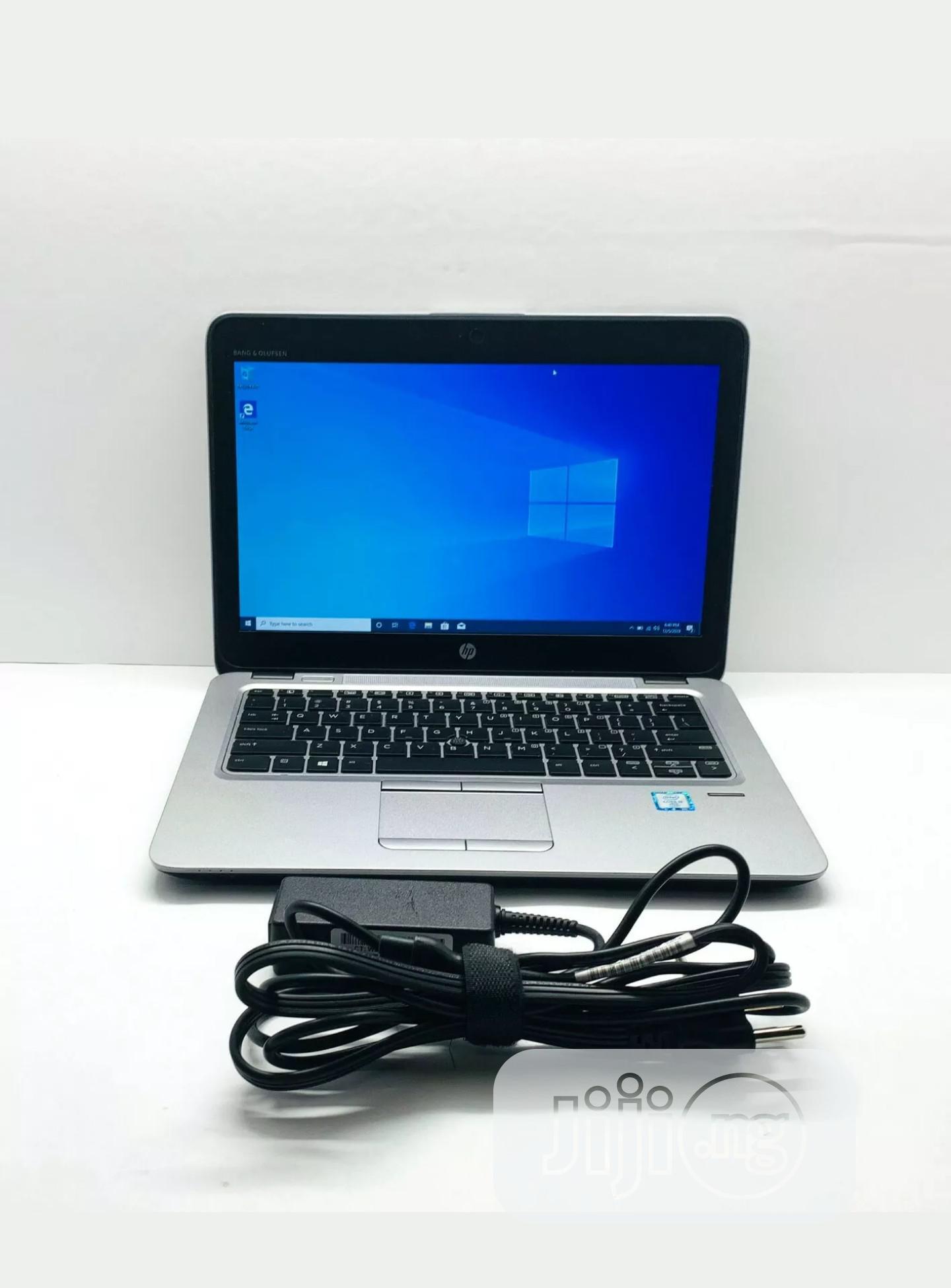 Laptop HP EliteBook 820 G3 8GB Intel Core I5 HDD 500GB