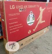 "New 2019 LG 75""Inch Uhd Smart 4K Internet TV Full Option Wireles Wi-fi | TV & DVD Equipment for sale in Lagos State, Ojo"