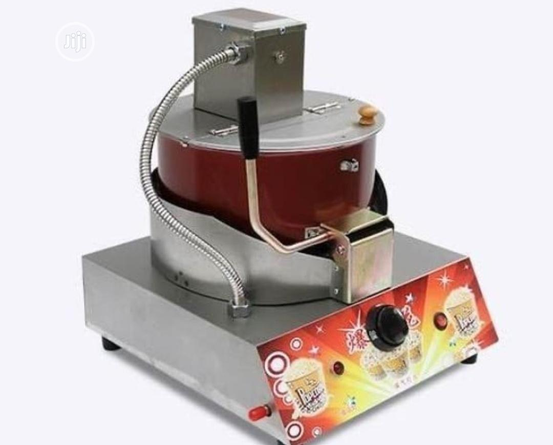 Gas/Electric Popcorn Machine