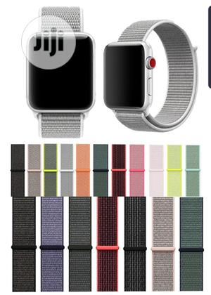 Superior Strap For Iwatch Series 4 And 5 ,40mm | Smart Watches & Trackers for sale in Lagos State, Ikeja