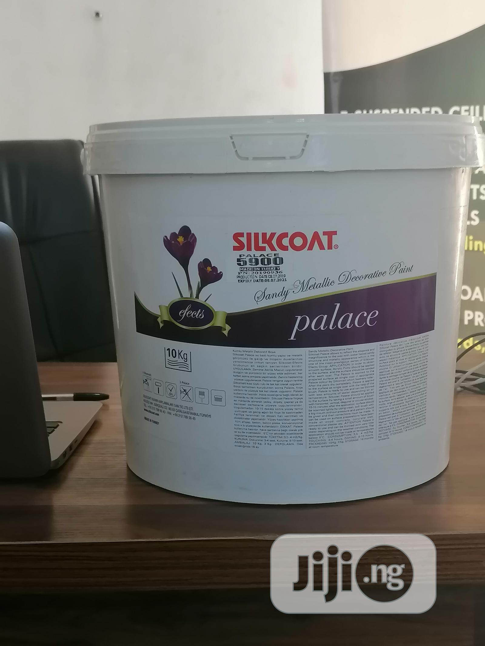 Silkcoat Palace Paint | Building Materials for sale in Dei-Dei, Abuja (FCT) State, Nigeria