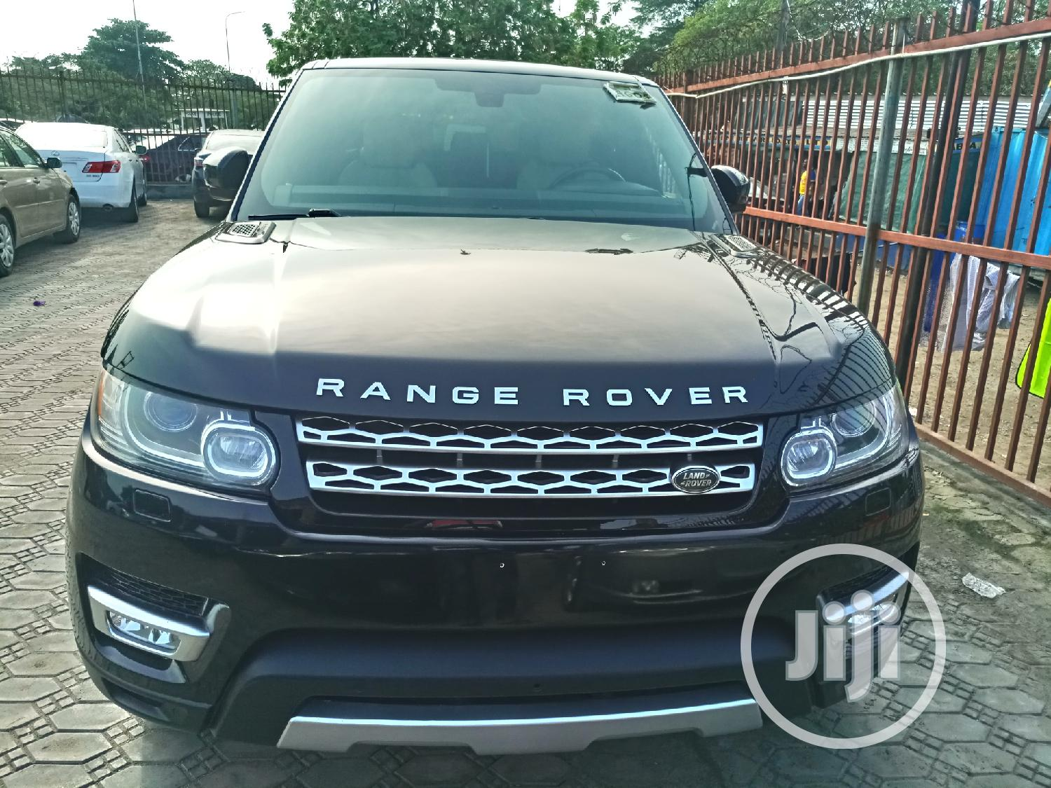 Land Rover Range Rover Sport 2014 HSE 4x4 (3.0L 6cyl 8A) Black | Cars for sale in Amuwo-Odofin, Lagos State, Nigeria