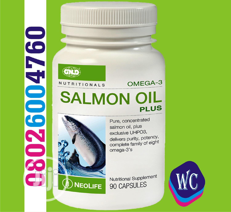 Omega 3 Salmon Oil Plus