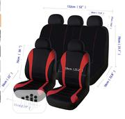 Car Seat Covers Full Set - Breathable Mesh Cloth Automotive | Vehicle Parts & Accessories for sale in Oyo State, Ibadan
