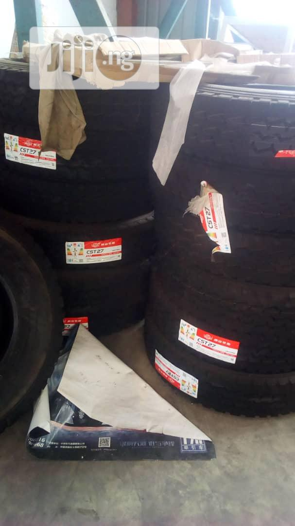 Truck Tyres 12R22.5 Brand New