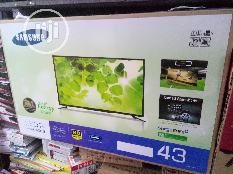 """Samsung 43"""" Led at Mile 4 Market Junct"""