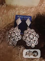 Cubic Zirconia Earrings | Jewelry for sale in Lagos State, Lekki Phase 1