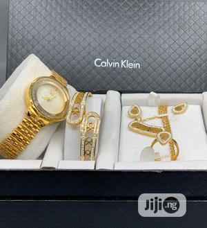 Calvin Klein (CK) Set Watch For Women's   Watches for sale in Lagos State, Lagos Island (Eko)
