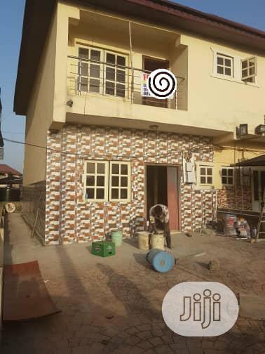 Archive: Well Finish Duplex In Opic Estate Ojodu Berger