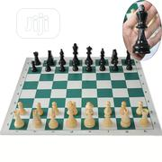 Tournament Chess Set With Carrier Box | Books & Games for sale in Lagos State, Ikoyi