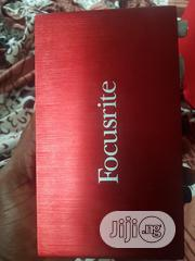 Focusrite 2i2 Soundboard   Audio & Music Equipment for sale in Lagos State, Mushin