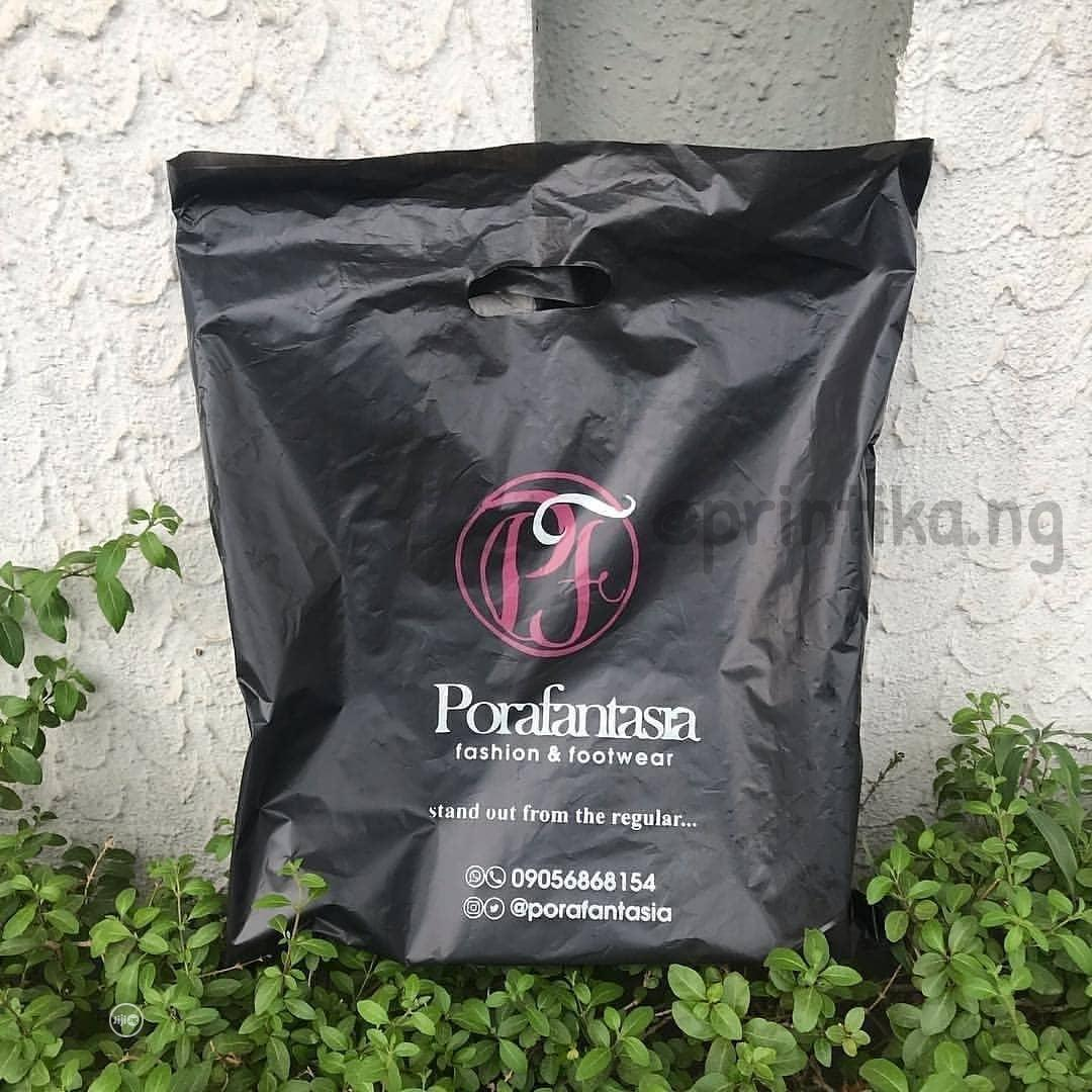 Archive: Branded Nylon Bags