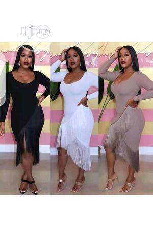 Ladies Slanty Bodycon Dress   Clothing for sale in Lagos State, Ikeja