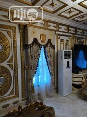 Cornice/Turkish Curtain Board Design Executive | Home Accessories for sale in Lagos State, Lagos Island