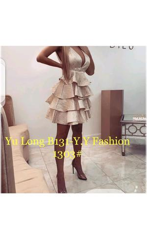 Ladies 3 Steps Mini Dress | Clothing for sale in Lagos State, Ikeja