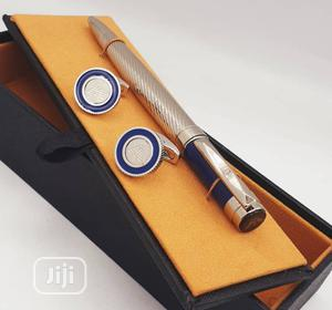 Designers Cufflinks And Pen   Clothing Accessories for sale in Lagos State, Lagos Island (Eko)