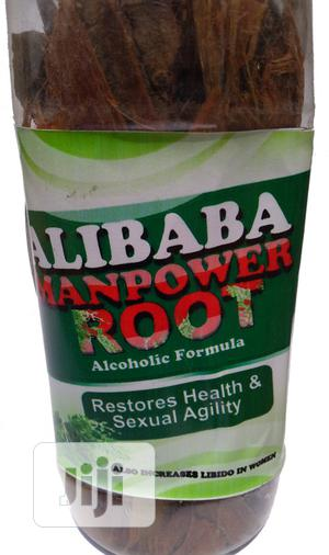 Alibaba Manpower Natural Root For Strong Erection, And Last Longer | Sexual Wellness for sale in Delta State, Uvwie