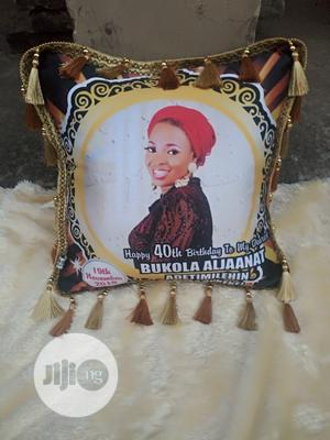 Customize Throw Pillow   Computer & IT Services for sale in Lagos State, Yaba