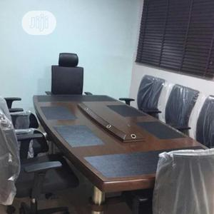 Latest Standard 10men Conference Table | Furniture for sale in Lagos State, Victoria Island