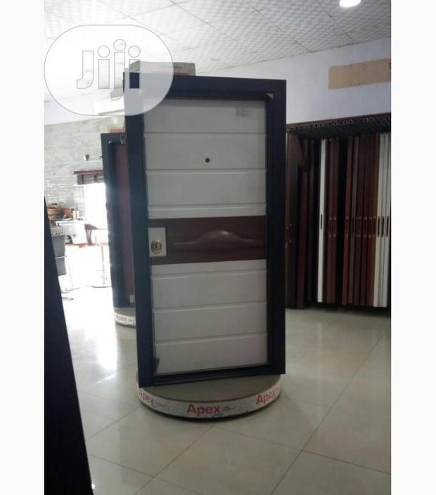 High Quality Original PVC Door