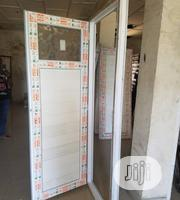 High Quality PVC Glass Bathroom Doors. | Doors for sale in Lagos State, Ipaja