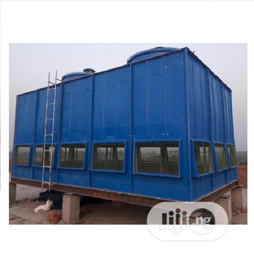 Cooling Tower Fabrication And Installation