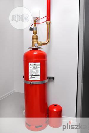 FM200 Fire Suppression Systems SOM   Other Services for sale in Lagos State, Maryland