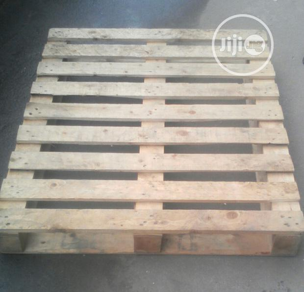 Clean And Rugged Pallets