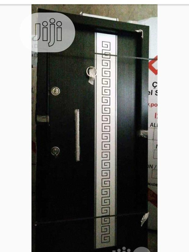 High Quality Demos Special Security Door With Exquisite Features