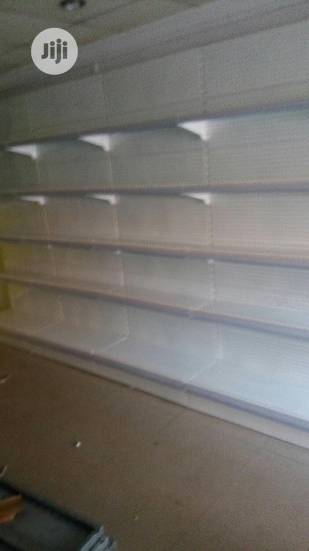 Quality Supermarket Shelves