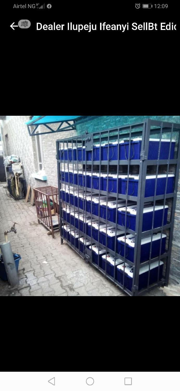 Inverter Battery Swap In Lagos