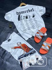 Domrebel, Moschino, Gucci Designer T-shirts | Clothing for sale in Lagos State, Lagos Island