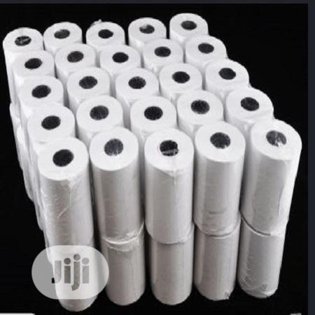 Thermal Receipt Printer Paper 58mm - 100 Rolls