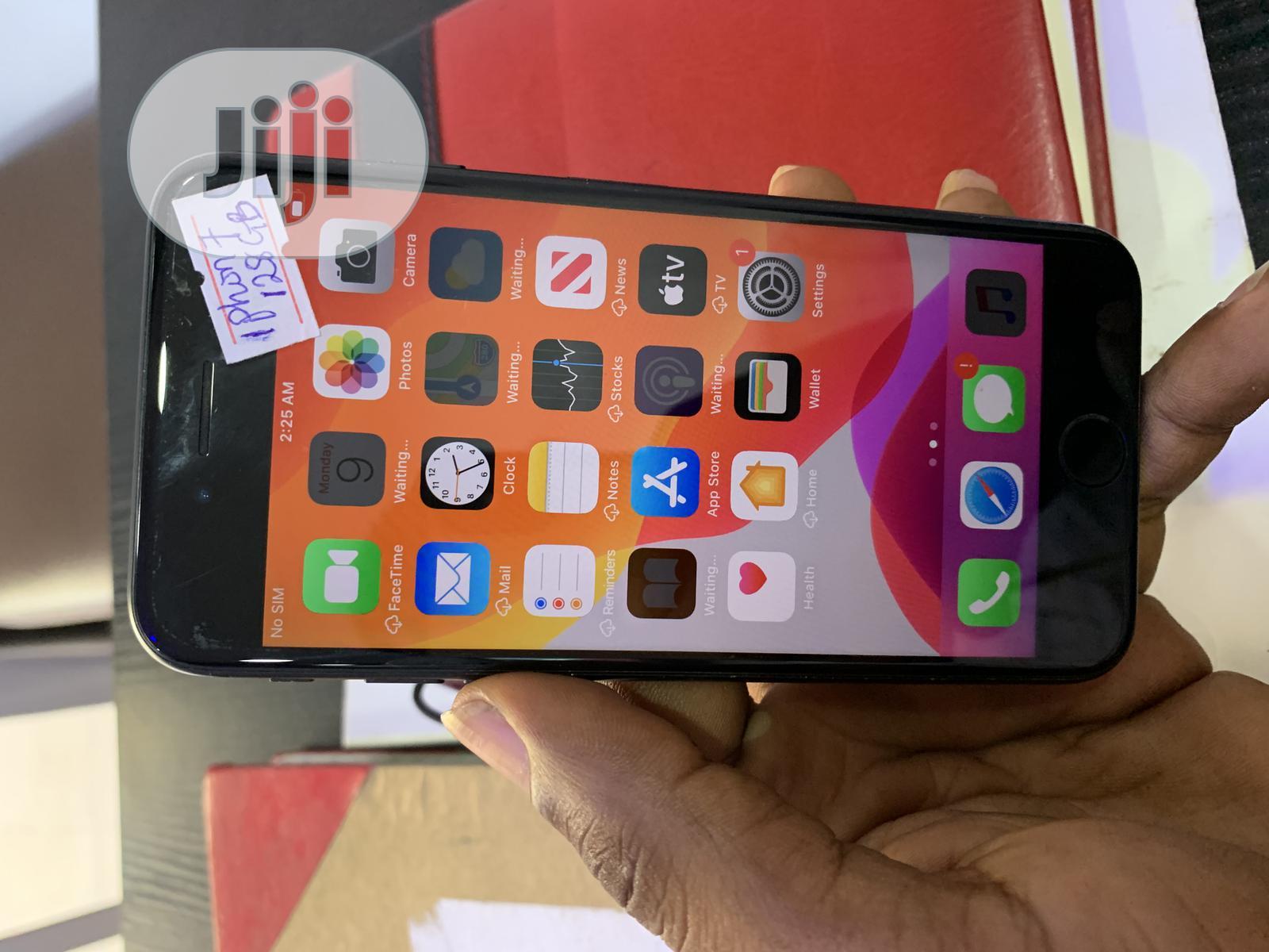 Apple iPhone 7 128 GB Black | Mobile Phones for sale in Benin City, Edo State, Nigeria