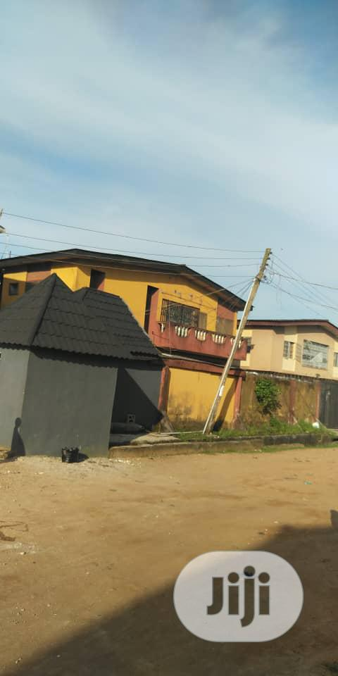 Block Of 4units 3bedroom Flats At Ijegun For Sale | Houses & Apartments For Sale for sale in Alimosho, Lagos State, Nigeria