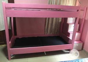 Brand New Bunk Bedframe With Drawer Cabinets   Furniture for sale in Lagos State, Oshodi