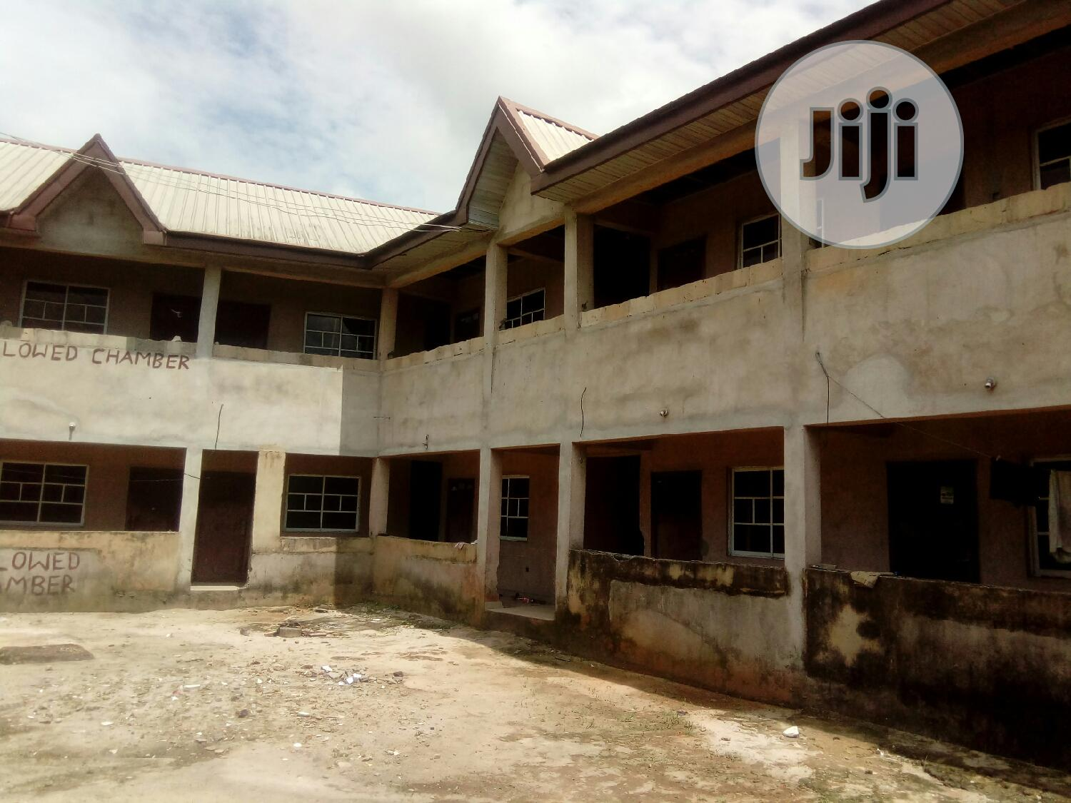Archive: For Sale: Students Hostel For Sale At Uniport Choba