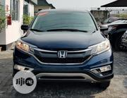 Honda CR-V 2016 Blue | Cars for sale in Lagos State, Victoria Island