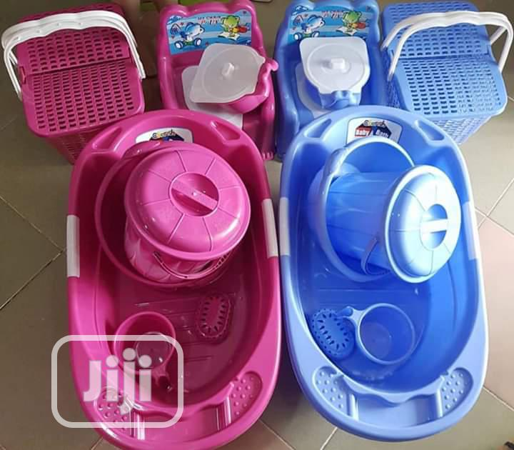 Baby Bathing Set