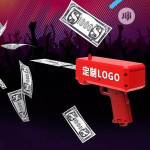 MONEY GUN Make It Rain Cash Gun Spray Your Cash In SWAG | Toys for sale in Lagos State, Ojodu