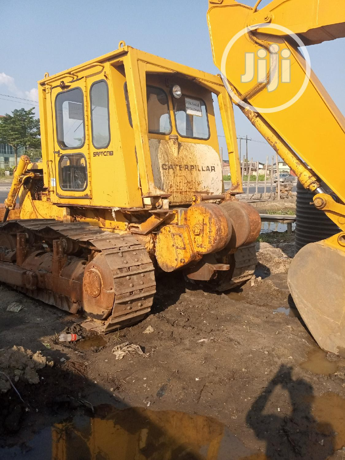 Bulldozer D6C For Sale | Heavy Equipment for sale in Ikoyi, Lagos State, Nigeria