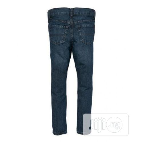 Archive: The Children's Place Boys Basic Skinny Jeans - Deep Blue