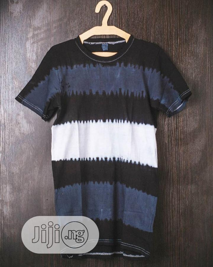 Round Neck Batik Tie And Dye Polo | Clothing Accessories for sale in Wuse 2, Abuja (FCT) State, Nigeria
