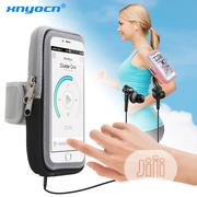 Breathable Sweat-absorbent Cloth Sports Armband Phone Pouch | Accessories for Mobile Phones & Tablets for sale in Lagos State, Victoria Island