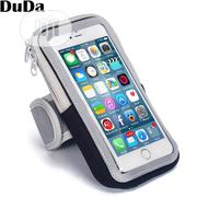 Breathable Sweat-absorbent Sports Armband Hand Phone Pouch | Accessories for Mobile Phones & Tablets for sale in Lagos State, Ikoyi