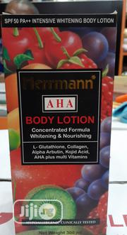 Herrmann Aha Body Lotion | Skin Care for sale in Lagos State, Amuwo-Odofin