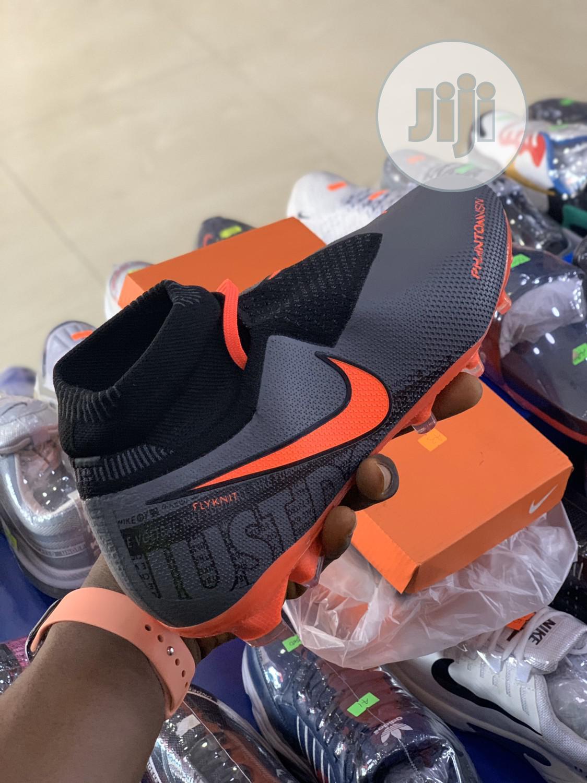 Nike Phantom Ankle Soccer Boot