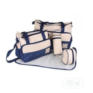 Baby Nappy Diaper Outing Cloth Bag With Changing Mat | Baby & Child Care for sale in Lagos State, Ikorodu