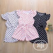 Girl's Short Romper Jumpsuit   Children's Clothing for sale in Ondo State, Akure